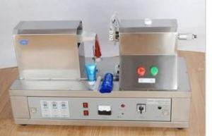 China Cosmetic Tube Automatic Sealing Machine High Efficiency Ultrasonic Tube Sealer on sale