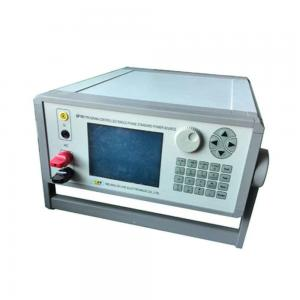 China High Stability Secondary Injection Test Set Single Phase For Power Departmen on sale