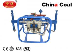 China Mine Pumping Equipment Pneumatic Injection Pump Pneumatic Cement Grouting Pump on sale