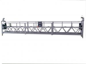 China ZLP Suspended Access Equipment with LTD6.3 or LTD8 Electric hoists for Derrick on sale