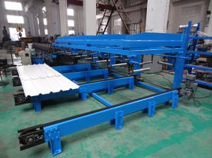China Auto Stacker For Trapezoidal Sheet Roll Forming Machine on sale