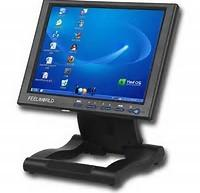 China Projected Touch Screen Computer Monitor, USB Touch Screen Industrial Monitor on sale