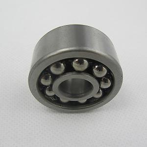 China High Load Single Row Or Double Row Open Self Aligning Ball Bearing 1200 on sale