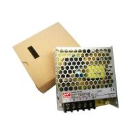 Ultra Thin 75W Industrial Power SupplyShort Circuit Protections CE/Rohs Approval