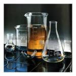 vidrio del laboratorio