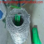 where to buy barbed wire/best barbed wire for cattle/barbed wire sold by the foot/small barbed wire/barbed wire uses