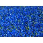 Techumbre/suelo artificiales coloreados decorativos al aire libre de Ror del césped de la falsificación de la hierba