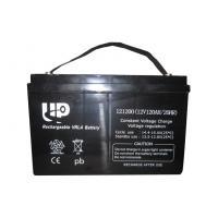 High Capacity Small GEL Lead Acid Battery , Alarm system 12v batteries