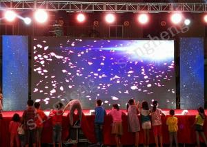 China HD Digital Rental Video Wall For Stage/Public Events Like Wedding, Music Concert, LED Screen Outdoor P4.81 SMD Lamp on sale