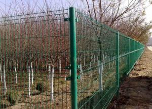 China Multicolor Galvanized Farm Mesh Fencing For Fruit Trees Planting on sale