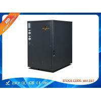 EN14511 standard ground /water source heat pump with geothermal heating system