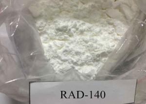 China RAD140 SARMs Raw Powder CAS 1182367-47-0 Natural Bodybuilding Supplement on sale