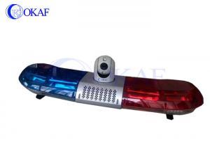 China Flash Emergency Police LED Light Bar 12V-24V Volatge Warning Function Built - In on sale