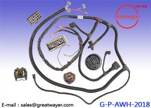 China Main Engine Trailer Wire Harness , 15 Foot Extension OEM Wiring Harness For Trailer on sale