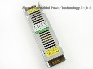 China Ultra Slim 150W 12.5A 12V LED Power Supply IP20 for LED RGB Strip Module Bar on sale