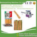 Máquina empacadora Breadsticks, máquina empacadora de palitos, máquina de llenado de palitos de pan