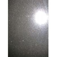 60 X 60cm Granite Stone Slabs , Basalt Mongolia Black Granite Slab Tile Cube Paving