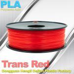 Нетоксическая цветастая нить pla 1.75mm для усушки принтера 3d материальной малой