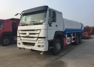 China SINOTRUK  HOWO Potable Water Tanker Trucks LHD 6X4 18CBM For Pesticide Spraying on sale