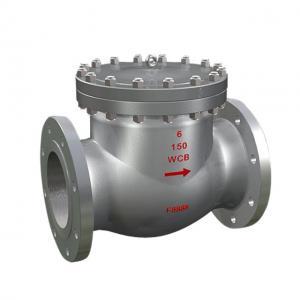 China swing check valve on sale