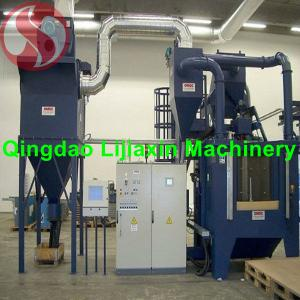 China Q32 Rubber Belt Shot Blasting Machine/Cleaning sand blasting machine/used sandblasting equipment for sale on sale