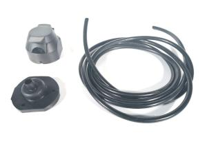 12V 7 Pole Trailer Wiring Harnesss With Trailer Socket And ...  Pole Trailer Wiring Harness on 7 pole trailer connector, 7 pole rv connector, 7 pole ignition switch, for satellite receiver wiring harness, 7 pole wire connector silverado, 1989 toyota camry wiring harness,