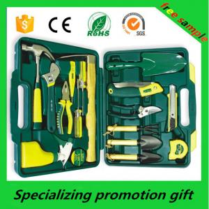 China Multifunction 18 Pcs Gardening Hand Tools Printed Promotional Products on sale