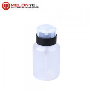 China MT-8728C Fiber optic clean alcohol bottle 250ML plastic alcohol bottle on sale