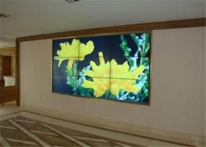 China 55 Inch Ultra Narrow Bezel HD LED Wall Samsung Industrial Panel Easy Installation on sale