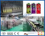Concentrated Beverage Production Line Fruit Juice Processing Line Electric Driven