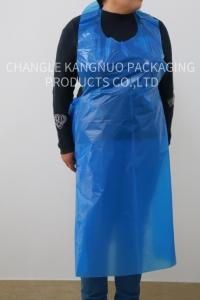 China Hygiene Disposable Medical Aprons In Hospital on sale