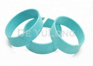 China Durable Hydraulic Cylinder Seals Blue Color WR Excavator Wear Ring Seals For Pump on sale