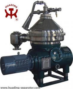 China Vegetable Oil Disc Centrifuge on sale
