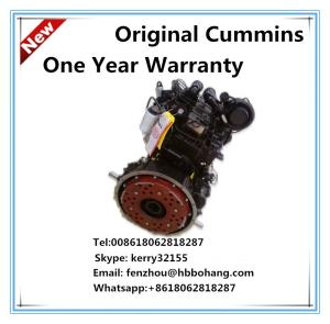 China 190kw Cummins truck engine DCEC water cooled diesel engine C260 33 on sale
