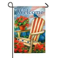China La coutume de yard de drapeau de jardin marque des bannières pour le drapeau décoratif de décoration on sale