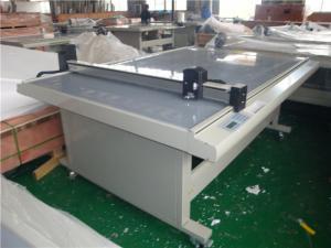 China Step Motor Driver Carton Box Making Machine CUT Digital Computerized Color Print on sale