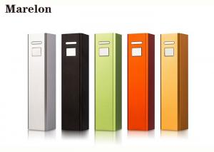 China 2600mah Rechargeable USB Power Bank / Portable Phone Charger For Promotional Gift on sale