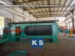 Large Mesh Gabion Making Machine 4300mm Width With Double Twist / Three Twist