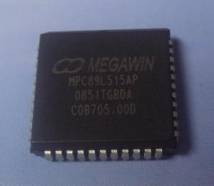 China Megawin 8051 megawin microprocessor 89L515AP MCU on sale