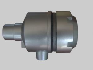 China Aluminum Sand Casting Parts / Motor Spare Parts For Lighting Components OEM Available on sale