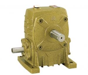 China Chinese Factory Directly Produced Machinery WP worm gearbox /worm gear reducer on sale