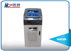 China Multifunction Interactive Information Kiosk Self service access machine on sale
