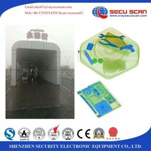 China Stainless steel xray baggage scanner for BRT station , Good cold resistant performance on sale