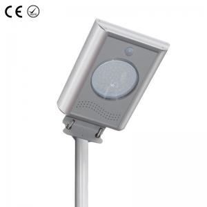 China Led street light solar street lighting led luminaires 12v 130lmw solar led street light system on sale
