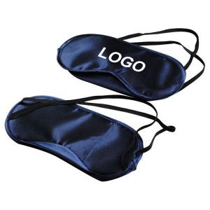 China Eye mask with nose pad on sale