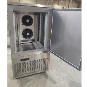 China 110V 60Hz 2400W 10 Pans Commercial Blast Freezer Fan Cooling on sale