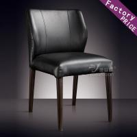 China Modern Upholstered Dining Chairs for sale with Wholesale Price (YF-203) on sale