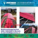 Plastic Roof Sheet Extrusion Machinery/PVC ASA Roof Tile Extrusion Machine/twin-screw extruder machine