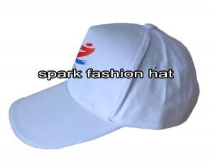 Quality панель 5 печатая белый хлопок резвится бейсбольная кепка гонок for sale