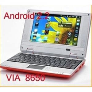 China 7 Android 2.2 Netbook 256M RAM on sale